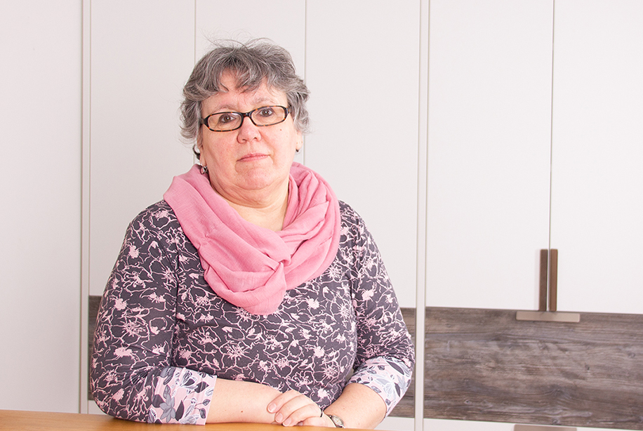 Jutta Faust - Assistentin der Geschäftsführung