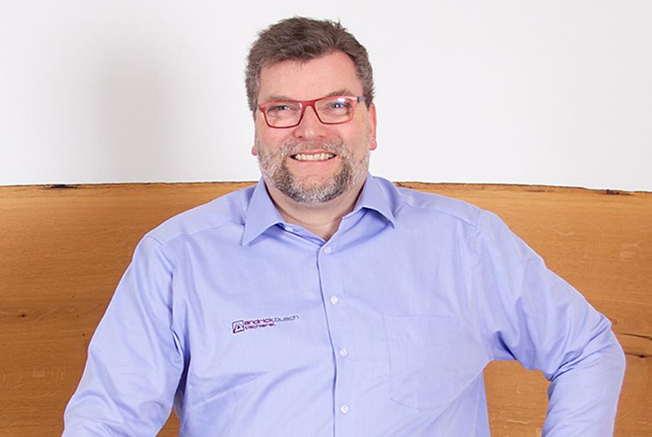 Matthias Andrick - Geschäftsführer, Tischlermeister